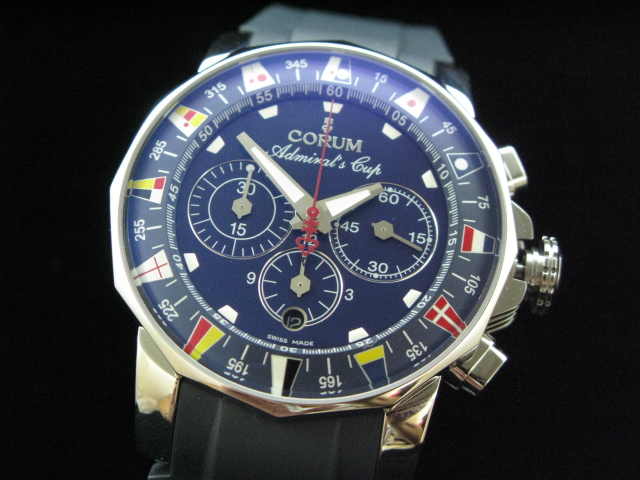 replica relojes corum admirals cup Challenge Chronograph hombre