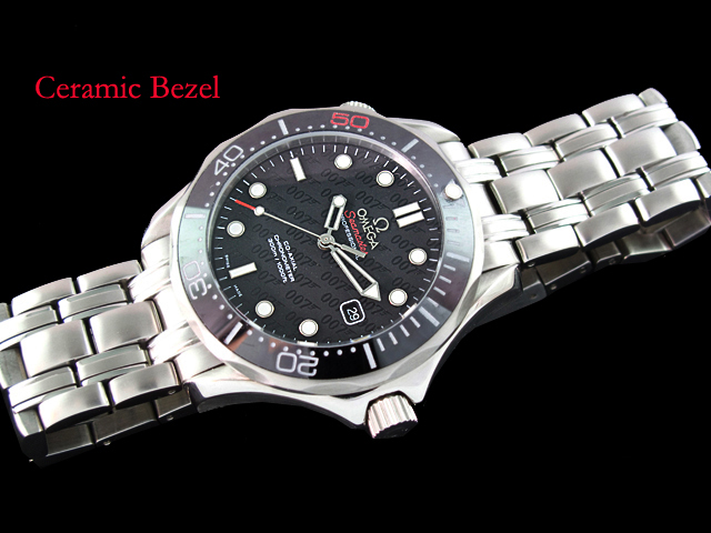 replicas omega 007 james bond 50th anniversary limited edtion relojes 212.30.41.20.01.005