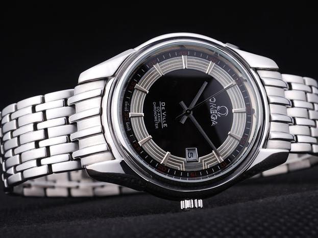 replicas omega de ville hour vision 431.30.41.21.01.001 automaitic hombre relojes