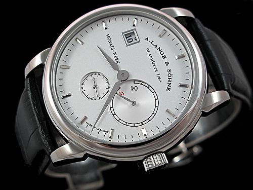 replicas reloje a lange söhne Lange 31 automático hombre