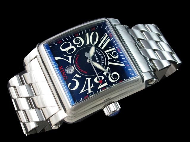 replicas relojes franck muller king conquistador cortez hombre automático