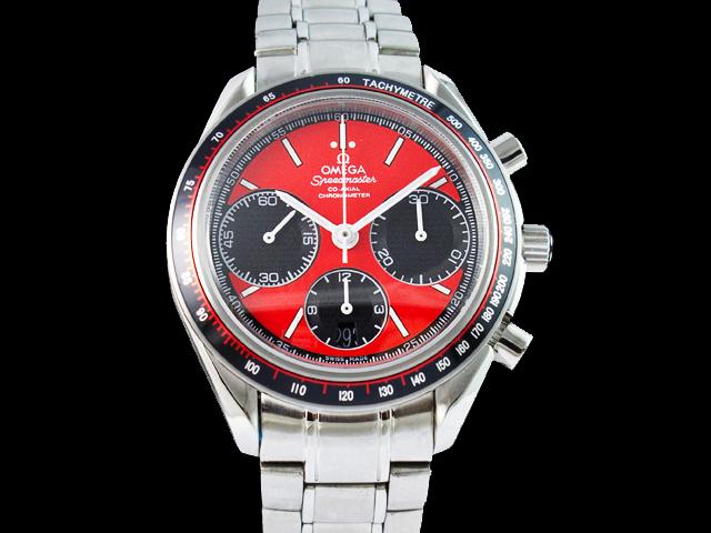 8929b9ad36b6 replicas relojes omega speedmaster racing 326.30.40.50.11.001 cronógrafo  automático homber