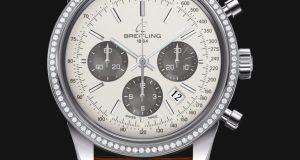 Breitling Transocean Chronograph Reloj