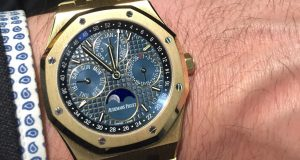 Royal Oak Perpetual Calendar Yellow Gold