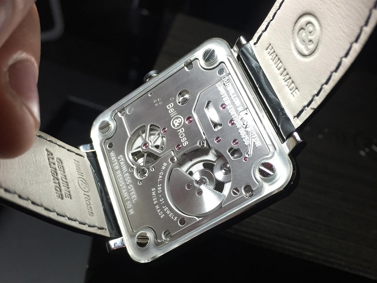 Bell & Ross BR-X2 Tourbillon Micro-rotor