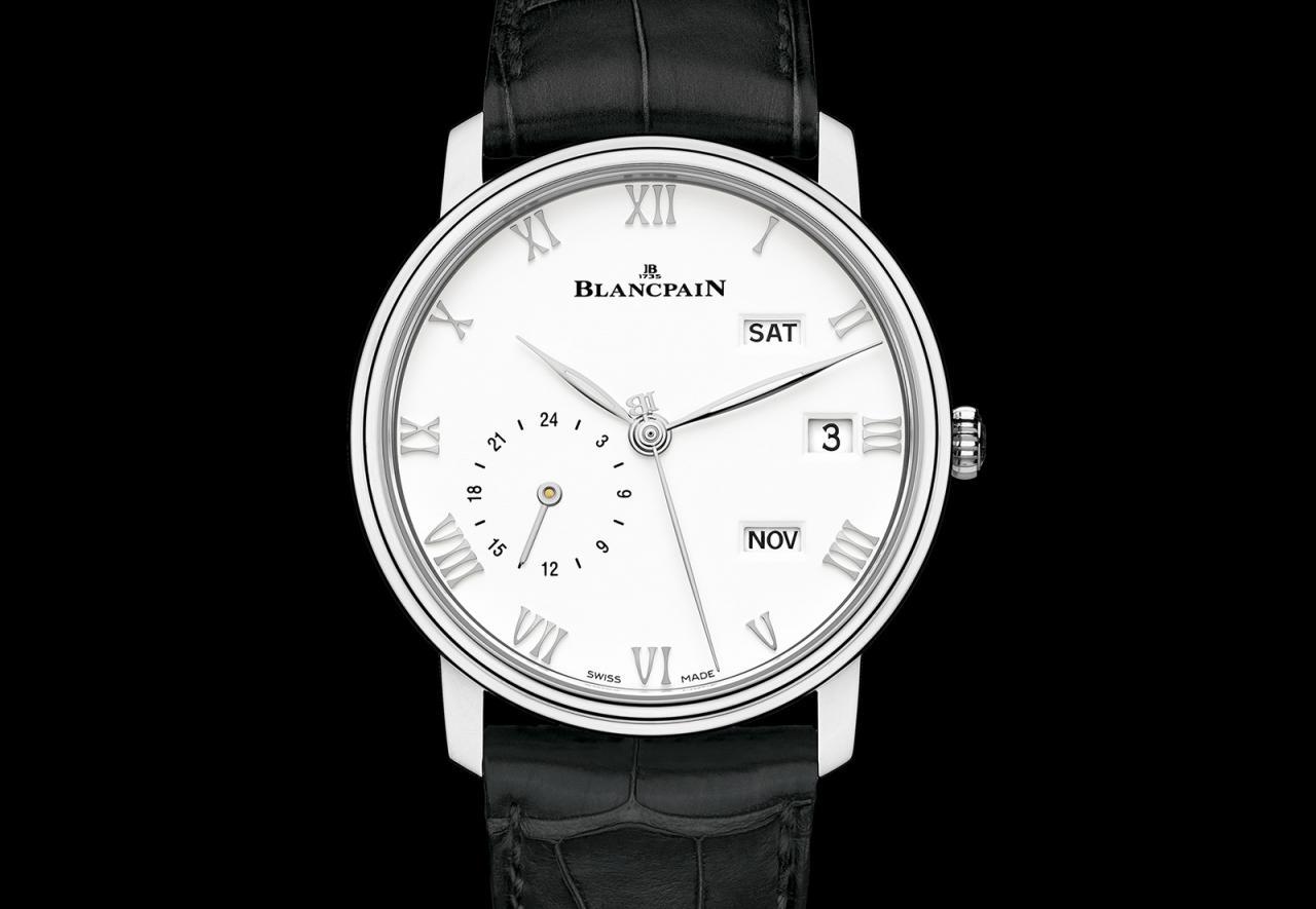 Blancpain Villeret Quantième Annuel GMT - 1