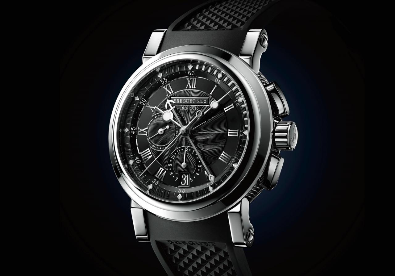 Breguet Marine Chronographe 5823