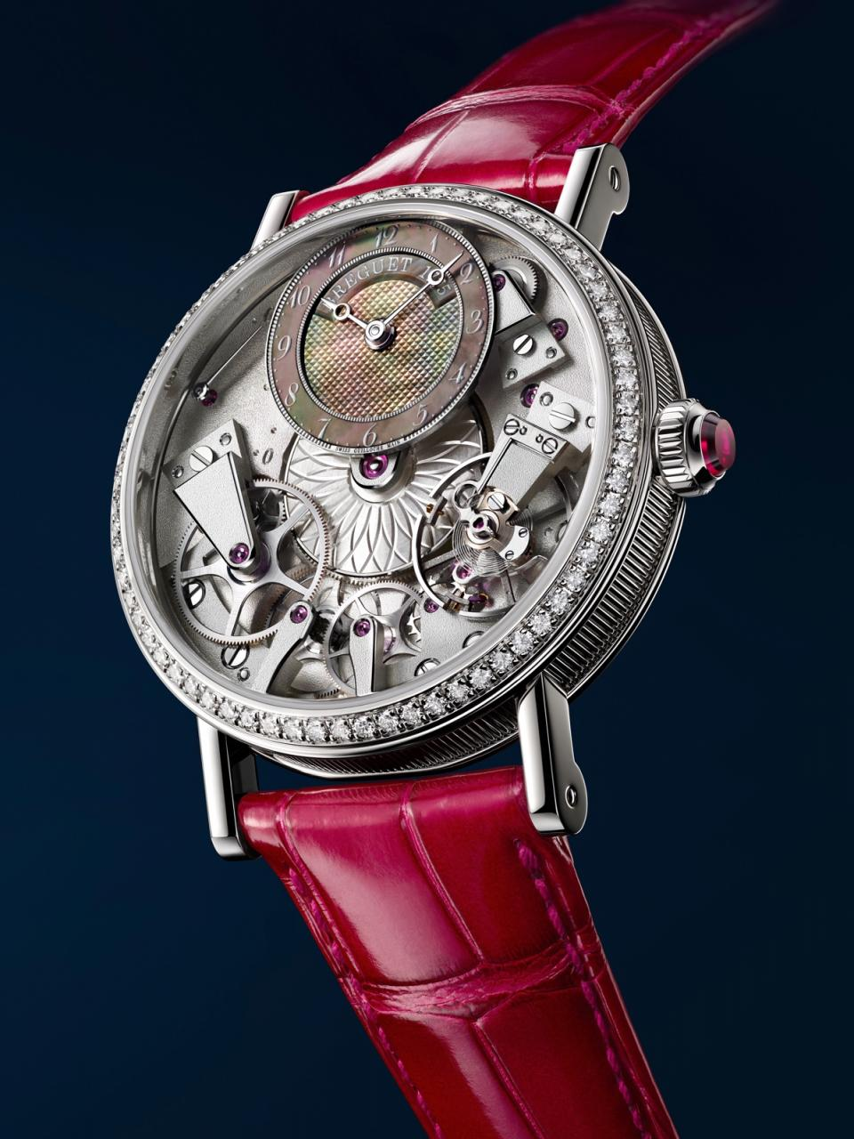 Breguet en Baselworld 2016 - Tradition Dame 7038