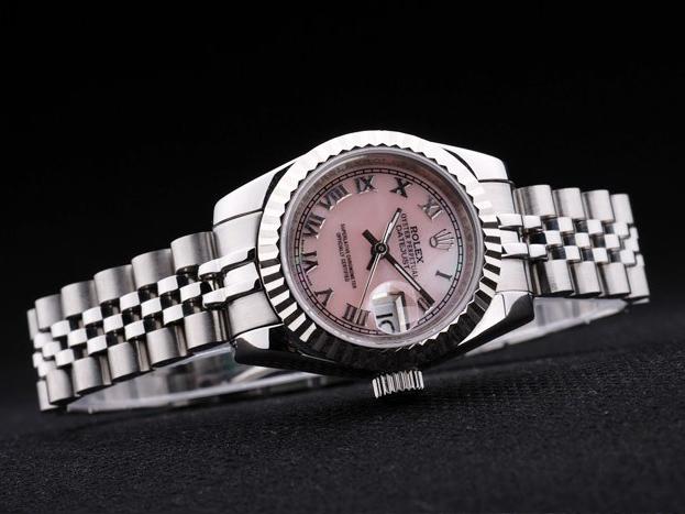 distribuidor mayorista a7777 04db3 Mejor calidad Esfera Rosa Rolex Datejust Lady Relojes ...