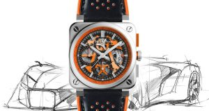 Bell & Ross BR 03-94 AeroGT Orange -03